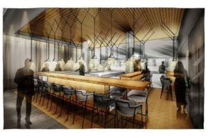Restaurant 212 is naam van zaak Richard van Oostenbrugge en Thomas Groot