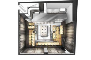 Horecainterieur: eerste beelden restaurant Richard van Oostenbrugge en Thomas Groot