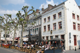 Café Top 100 2017 nr.48: In den Ouden Vogelstruys, Maastricht
