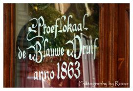 Café Top 100 2017 nr.92: De Blauwe Druif, Haarlem