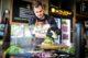 Ad van Geloven-award van Cafetaria Top 100 2017 voor De Snackbar Lunch and Dinner