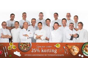Restaurantactie van supermarktketen Deen