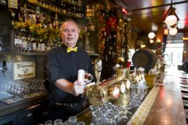 Eric Harder blikt terug op 20 jaar biercafé De Pintelier
