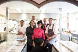 Onno Kokmeijer van Ciel Bleu kookt meer voor KLM