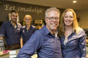 Kwalitaria Lekkerrr pakt de tweede plaats in de Cafetaria Top 100 2017
