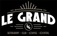 Nieuw Restaurant Club Le Grand, geïnspireerd op New York