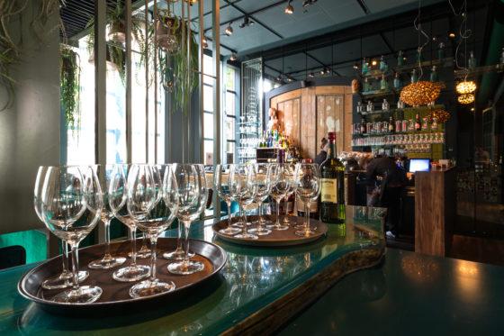 HAARLEM, 21 sept 2017: Boutiquehotel Staats en restaurant Ripper. © 2017 Sebastiaan Rozendaal