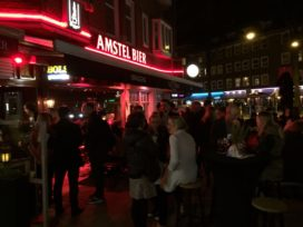 Café Top 100 2017 nr.25: The Corner, Amsterdam
