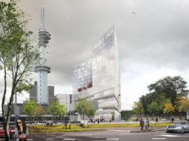 Van der Valk gaat opnieuw bouwen in Amsterdam