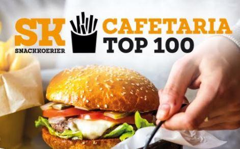 Ranglijst Cafetaria Top 100 2017