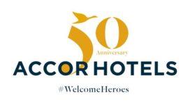 AccorHotels trakteert 'helden van de buurt' op 50e verjaardag hotelketen