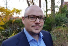 Floor-Jan van der Linden nieuwe director of operations Hampshire