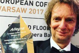 Koffie-award voor Kaldi-oprichter Hans Tietema