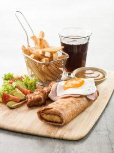 Vegetarische snacks