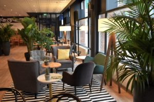 Horecainterieur: Grand Café Figi