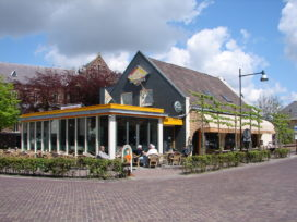 Café Top 100 2017 nr.72: De Commerce, Kruisland