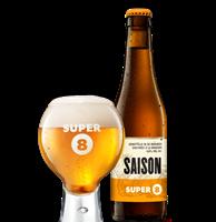 Brouwerij Haacht introduceert Super 8 Saison