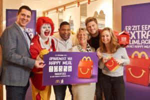 McDonald's doneert ruim 10 duizend overnachtingen voor ouders van zieke kinderen