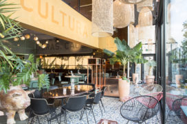Horecainterieur: Popocatepetl in Arnhem van Debuut