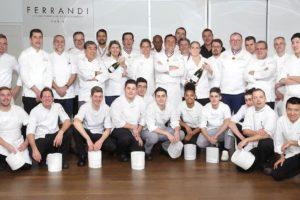 Sander van Zantvliet over Prix Culinaire Le Taittinger International: 'Volgend jaar doe ik weer mee'