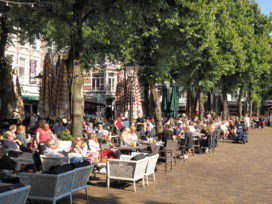 Nederland blijft populair onder toeristen: aantal Aziaten en Duitsers stijgt