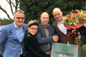 Dutch Hotel Group koopt merk Hampshire