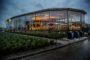 Horecainterieur: treinloods omgetoverd tot Eve Tilburg