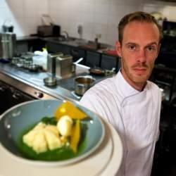 Café Americain Amsterdam: gerechten van Peter Gast* en nieuw interieur bekijken