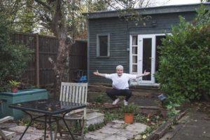 Journalist krijgt neprestaurant in tuinhuisje op nummer 1 Tripadvisor
