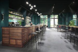 Duurzaam 'Bar Kantoor' opent in Conscious Hotel Westerpark