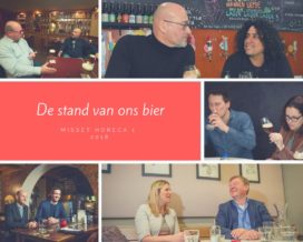 Reportage: tien experts over 'De stand van ons bier'