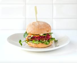Ellis Gourmet Burger introduceert bietenburger