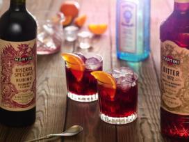 Cocktailrecept: Martini Negroni