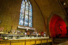 Transformatie: van kerk naar evenementenlocatie