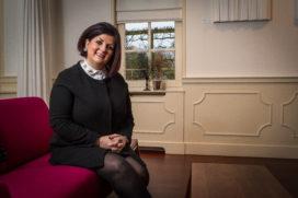 Driesterrengastvrouw Claudia Brevet over de weg naar culinair goud