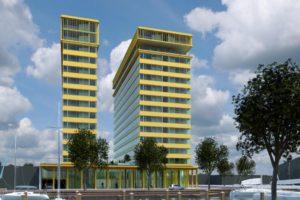 Grootste Holiday Inn Express van Europa komt in Amsterdam