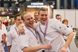 De Nederlanden wint Bronzen Koksmes op Horecava 2018
