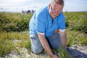 Nieuwe uitdaging voor Dave Zwaartman van Restaurant Aan zee