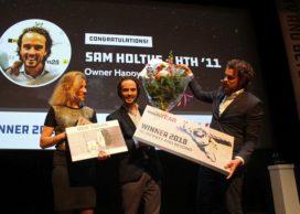 Sam Holtus verkozen tot Hotello of the Year 2018