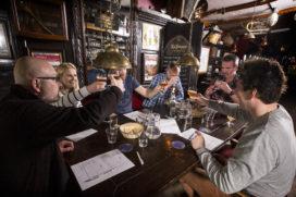 Proeverij Amsterdamse Bierkaart zaterdag 13 januari in Arendsnest