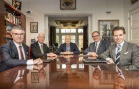 Nieuwe samenstelling raad van commissarissen Oostwegel Collection