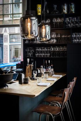 Haarlem - Restaurant De Zeeuw. FOTO: DIEDERIK VAN DER LAAN