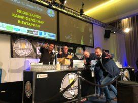 NK Biertappen: 59 finalisten op Horecava 2018