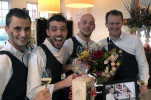 Smaak & Vermaak Beste WijnSpijs Restaurant 2018
