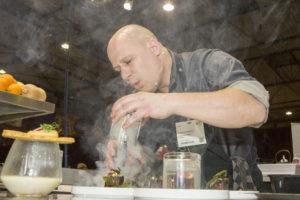 Culinaire sessies moeten bezoekers verrassen op Bio-beurs
