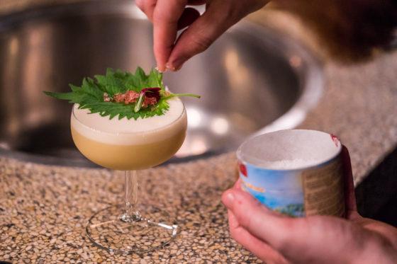 Cocktailrecept voor gevorderden: Spoils of the Mountain