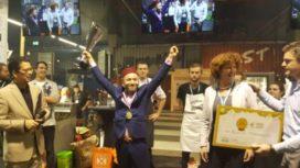Karim Hamouchi wint Lekkerste Broodje On the Move