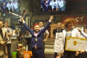 Karim Hamouchi wint Lekkerste Broodje On the Move