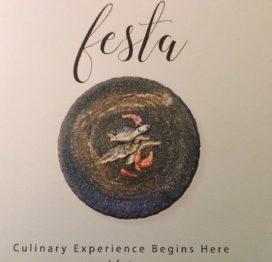 Festa, een community voor chefkoks en culinaire liefhebbers is gelanceerd