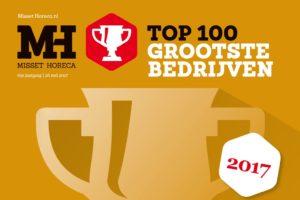 Hoort uw bedrijf in de Misset Horeca Top 100 Grootste horecabedrijven?